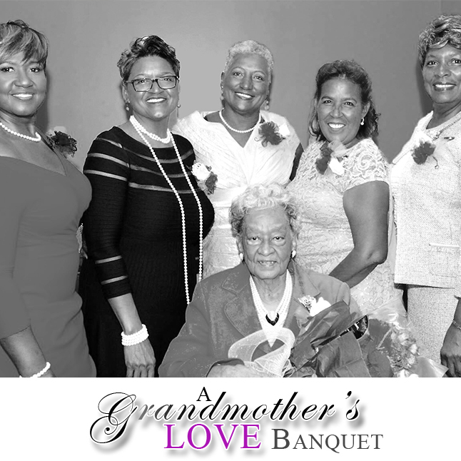 A Grandmother's Love Banquet 2017